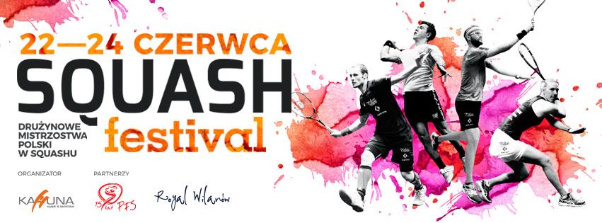 drużynowe mistrzostwa polski squash